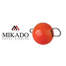 Mikado Cheburashka Jig - Bottom Jig - Red