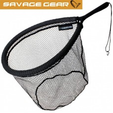 Savage Gear Finezze Rubber Mesh Net Flutuante