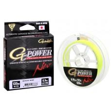 Gamakatsu® G-Power Premium Braid FLUO Yellow